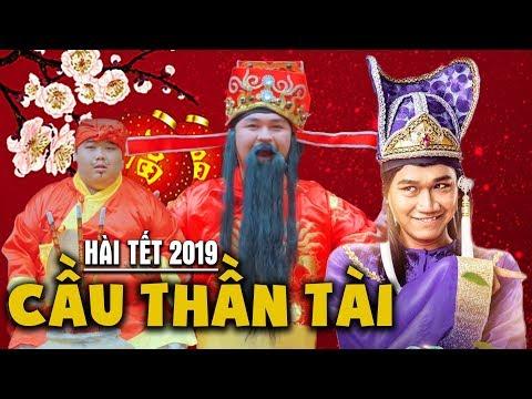 Hài Tết 2019 CẦU THẦN TÀI - Duy Phước, Xuân Nghị, Thanh Tân, Lâm Vỹ Dạ, A Tô   Hài Tết Hay Nhất 2019 - Thời lượng: 2 giờ, 24 phút.