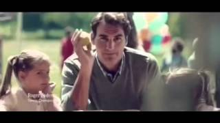 Roger Federer Starred in Mercedes V-Class Commercial - Twin Power 🤗 (Foe those who don't know - the twin boys and girls in...