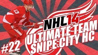 NHL 14 Hockey Ultimate Team Snipe City HC #22 |