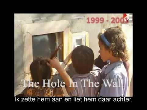 TEDx: het 'gat in de muur'-experiment