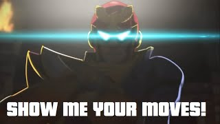 [VIDEO] SHOW ME YOUR MOVES! – An SSB4 Captain Falcon Montage