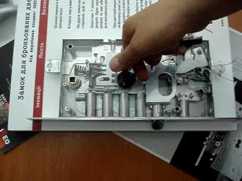 Процедура перекодировки замка ISEO