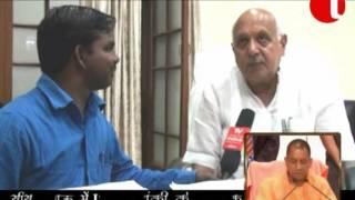 Surya Pratap Shahi BJP Cabinet  Agriculture Minister Uttar Pradesh Yogi Gov