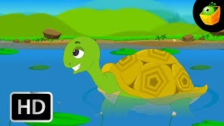 Veetai Mudhugil - Tortoise - Children Tamil Nursery Rhymes Chellame Chellam Volume  6