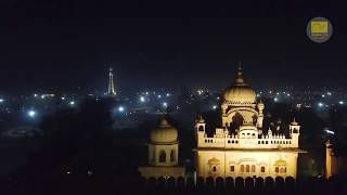 Experience the history by night
