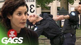 farse camera ascunsa politisti