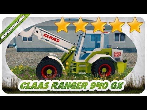CLAAS Ranger 940 v1.0