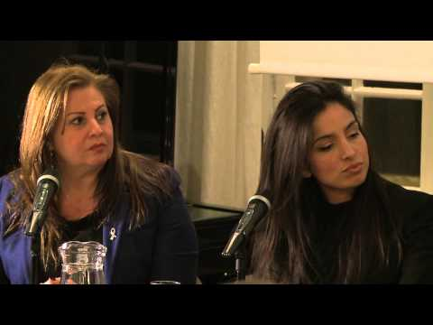 banaz - Filmscreening and conversation hosted by the Fritt Ord Foundation and Fuuse, Oslo on Thursday, 24 January 2013. Participants: Director and Producer Deeyah De...