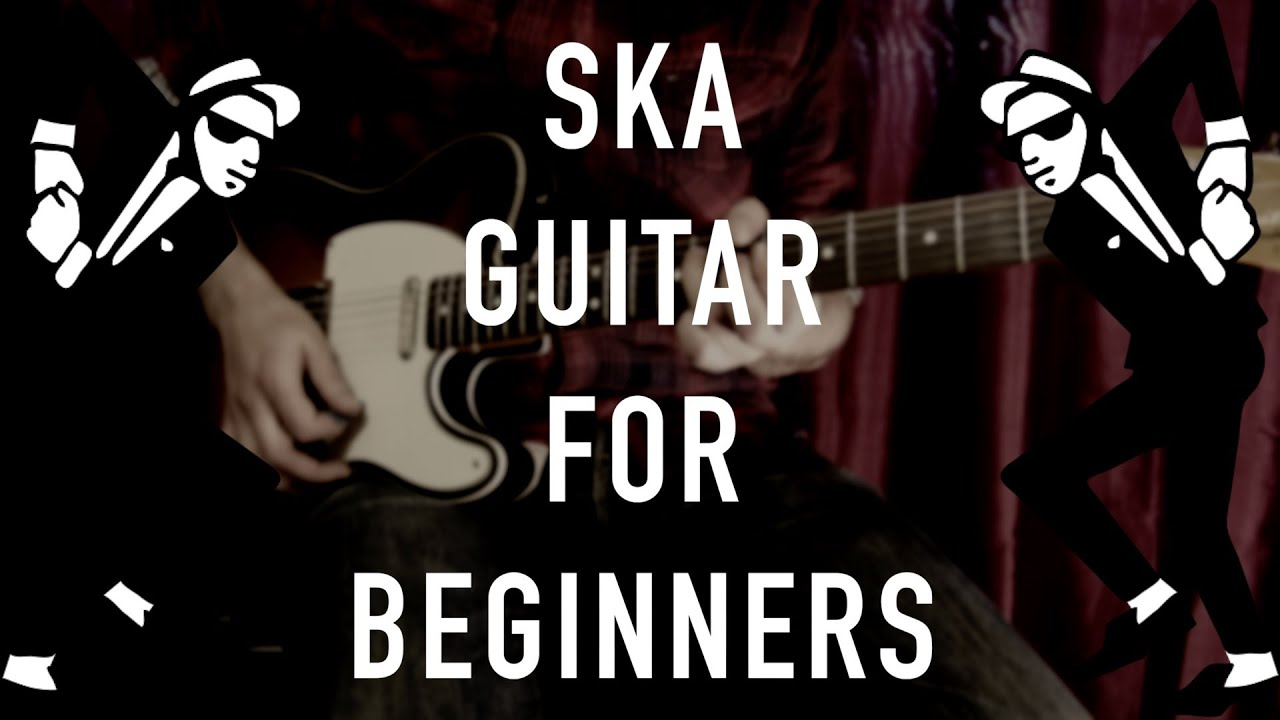 SKA GUITAR for beginners