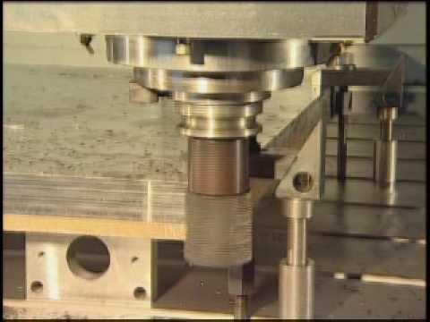 Double Column Machining Centres Eumach Ram Type