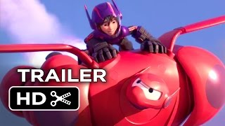 Nonton Big Hero 6 Official Trailer  2  2014    Disney Animation Movie Hd Film Subtitle Indonesia Streaming Movie Download