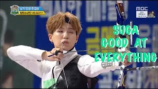 Download Video PROOF THAT SUGA IS GOOD AT EVERYTHING MP3 3GP MP4