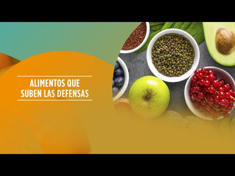 Alimentación y defensas
