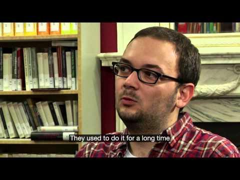 Filip Springer - Writers in Motion
