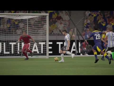 FIFA 17 Pro Clubs - Sweet Give & Go