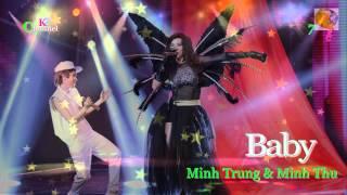 CAP DOI HOAN HAO 16.11.2014  - BABY  MINH TRUNG&MINH THU
