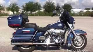 9. Used 2000 Harley Davidson Electra Glide Classic Motorcycles for sale