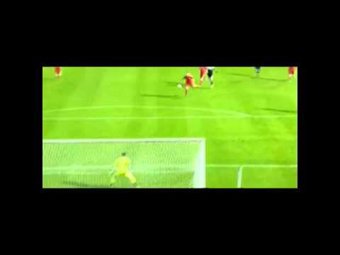 Wonder goal from Belgium wonderkid