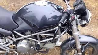 8. Ducati Monster 800ie 2003