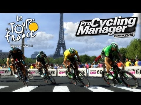 Pro Cycling Manager 2014 trailer video