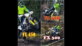 5. 15 Fast Facts about 2019 Husqvarna FX 450, FX 350, and TX 300