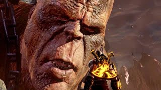 Download Lagu God of War 3 Remastered: Cronos Boss Fight PS4 (1080p 60fps) Mp3