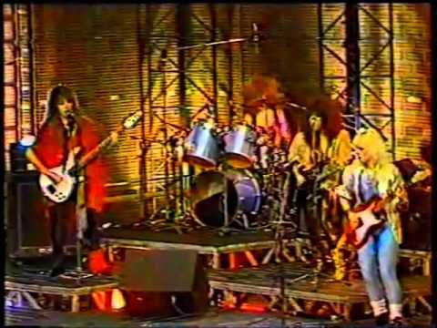 Live Music Show - 1987- 1989 Brazilian Programa Boca Livre