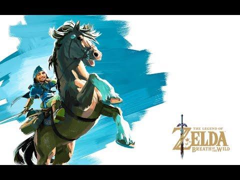 [18+] Шон покоряет The Legend of Zelda: Breath of the Wild
