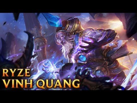 Ryze Vinh Quang - Triumphant Ryze