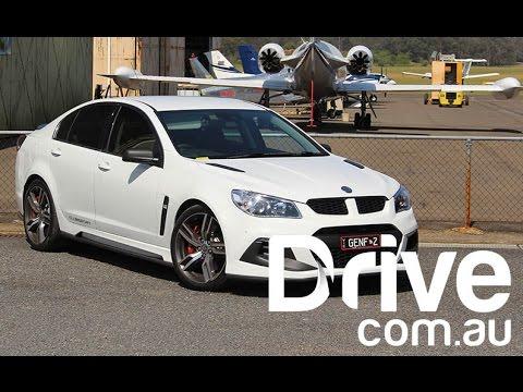 HSV's supercharged 2016 Clubsport R8 Review | Drive.com.au