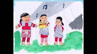歌謠篇 澤敖利泰雅語 01Uwas na hnayang biru kay na Tayan 泰雅族語字母的聲音