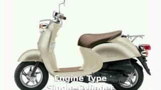 9. 2011 Yamaha Vino Classic Walkaround