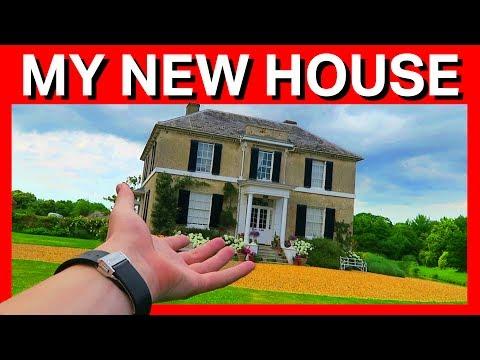 MY NEW HOUSE (Thanks Alfie)