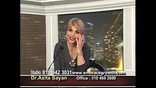 Dr. Azita Sayan MFTEmbrace Growth310-460-2600