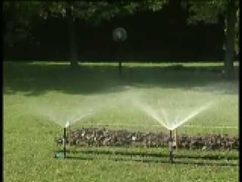 Watering made easy, underground irrigation by Claber SpA.