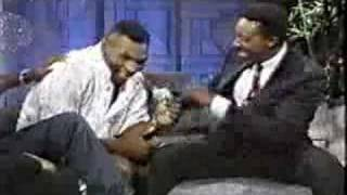 Video Muhammad Ali and Mike Tyson on same talk show - P1 (rare) MP3, 3GP, MP4, WEBM, AVI, FLV Juni 2019
