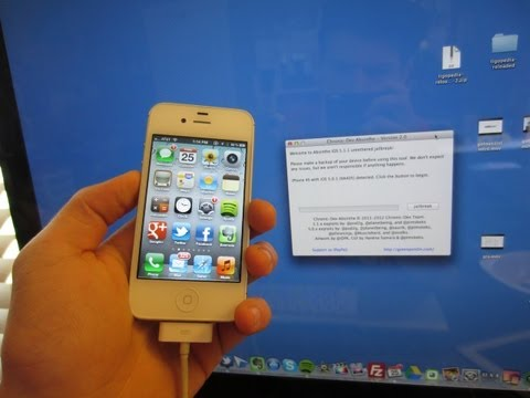Jailbreak 5.1 - Showing you how to Jailbreak 5.1.1 on iPhone 4S, 4, 3GS, iPad 3, 2, 1 & iPod Touch 4, 3g Untethered. --------------------- Download Absinthe 2.0 Jailbreak He...
