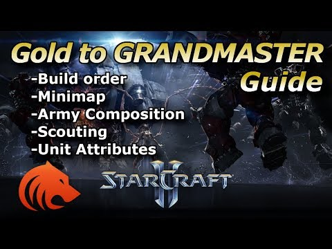 StarCraft 2: Build Orders, Minimap & Scouting - Gold To Grandmaster Guide - PART 3/7