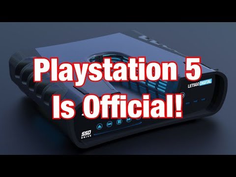 Official Playstation 5 (PS5) Details - New Controller & Release Date Confirmed! (PS5 News)