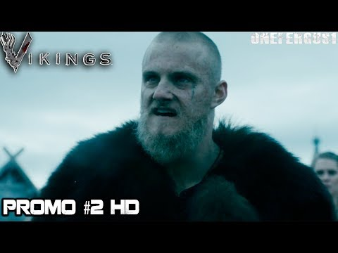 "Vikings 6x08 Trailer #2 Season 6 Episode 8 Promo/Preview [HD] ""Valhalla Can Wait"""