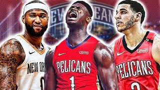 Video What's Next For The New Orleans Pelicans!? The Anthony Davis Trade - Zion Williams Next Up! MP3, 3GP, MP4, WEBM, AVI, FLV Juni 2019