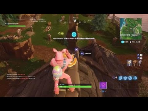 Fortnite Follow The Treasure Map Found In Snobby Shores