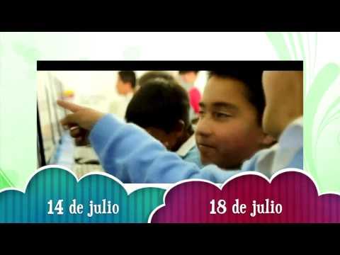 CURSOS VACACIONALES DE COMPUTACIÓN