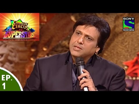 Video Comedy Circus Ke Superstars - Episode 1 - Govinda in Comedy Circus Ke Superstars download in MP3, 3GP, MP4, WEBM, AVI, FLV January 2017