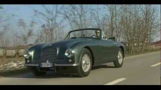 Aston Martin History - 1953 Aston Martin DB 2