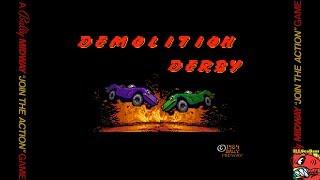 Demolition Derby (Arcade Emulated / M.A.M.E.) by ILLSeaBass
