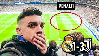 Video REACCIONANDO AL PENALTI DE RONALDO | Real Madrid 1-3 Juventus MP3, 3GP, MP4, WEBM, AVI, FLV April 2018