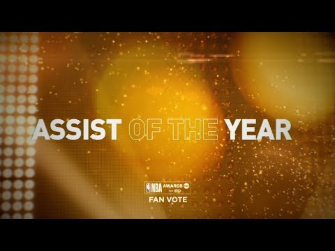 2018 NBA Awards - Assist of the Year Nominees