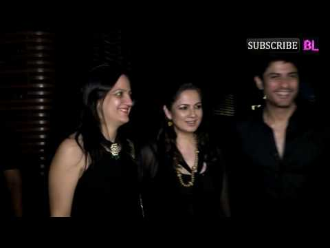 Bollywood Celebs At Grand Launch Of Estella Lounge
