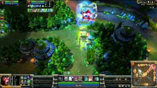 (HD032) AAA vs SK - part 3 - League of legends replays [FR]